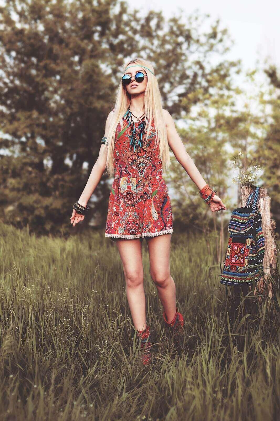 Tín đồ phong cách tự do Hippie thông tin cho bạn