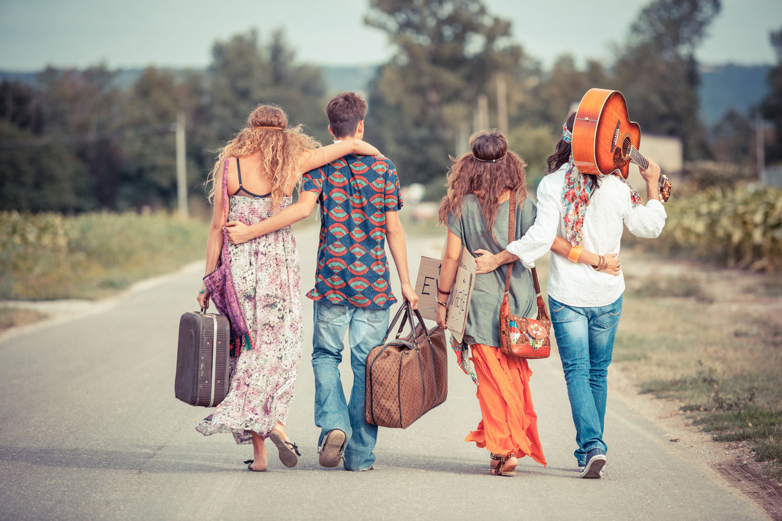 Where Did the Word Hippie Come From? | Britannica