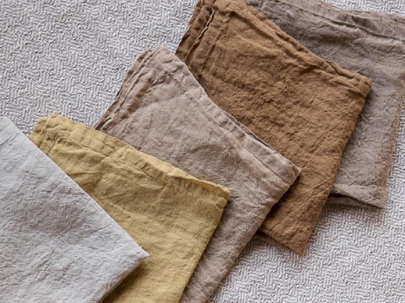 Bề mặt vải đũi dễ bị nhăn