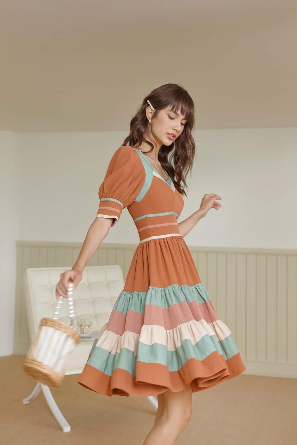 Vintage là xu hướng thời trang bền bỉ có sức quyến rũ trường tồn với phái  đẹp   Thời trang 24/7   Thời trang trẻ   Thanh Niên